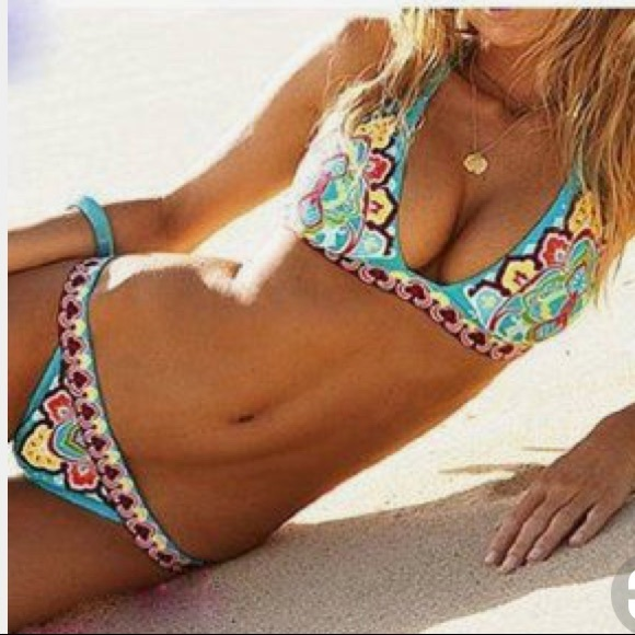 Victoria's Secret Other - Victoria's Secret Bikini Moroccan Style